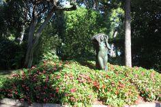 Botanical Garden - Monaco, France