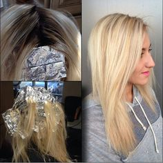 Blondes totally have more fun! Blonde bombshell by Jill #Padgram