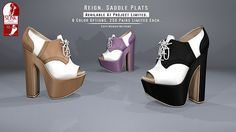 REIGN.- SADDLE PLATS- PROJECT LIMITED | Flickr - Photo Sharing!