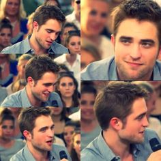 Rob on le grande journal