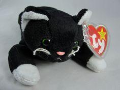 Ty Beanie Baby ZIP the Cat 9