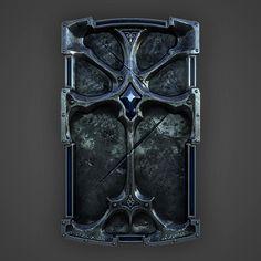 Dark Souls 2 shield design - Polycount Forum