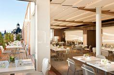 Проснись и пой: Bayerischer Hof, зал для завтрака по Жуэн Manku | Проекты | Дизайн интерьера