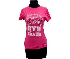 BYU-Idaho Juniors Great Day Icon Tee