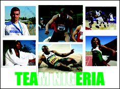 LONDON 2012: Nigeria At London 2012 Summer Olympics (Our GOLD Athletes)
