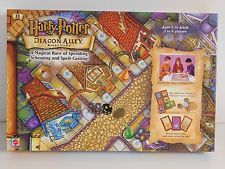 Harry Potter Diagon Alley Board Game 2001