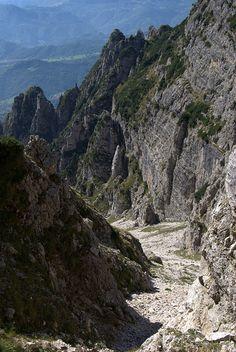 Monte Pasubio - Vicenza, Veneto, Italy