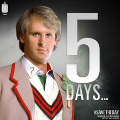 Doctor Who 5 days #savetheday
