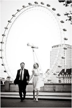 London Pre Wedding Engagement Shoot (10)