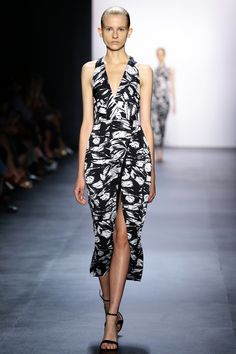 Yigal Azrouël Spring 2016 Ready-to-Wear Fashion Show
