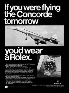 Rolex Ad
