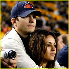 #Mila Kunis: Pregnant with Fiance Ashton Kutcher's Baby! --- More News at : http://RepinCeleb.com  #celebnews #repinceleb
