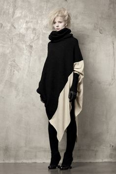 Love this from  Uma Wang,FW 2011. But it seems impossible to find for purchase:-(
