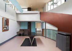 Le Corbusier's Maison La Roche-Jeanneret was designed for his brother and a close friend