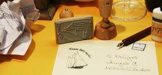 HOLZ/ TEXTIL/ LEBENSMITTEL... LASERGRAVUR Stempel – Herstellung von Holzstempeln und Selbstfärber