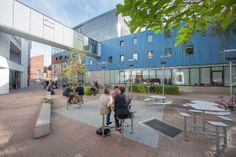 IÉSEG, Building B - Lille campus
