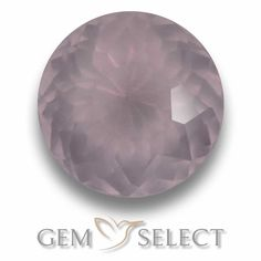 GemSelect features this natural untreated Rose Quartz from South Africa. This Pink Rose Quartz weighs 5.4ct and measures 10.7mm in size. More Round Petal Cut Rose Quartz is available on gemselect.com #birthstones #healing #jewelrystone #loosegemstones #buygems #gemstonelover #naturalgemstone #coloredgemstones #gemstones #gem #gems #gemselect #sale #shopping #gemshopping #naturalrosequartz #rosequartz #pinkrosequartz #roundgem #roundgems #pinkgem #pink Pink Gemstones, Loose Gemstones, Natural Gemstones, Buy Gems, Gem S, Gemstone Colors, Stone Jewelry, Rose Quartz, Birthstones