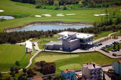 Adriatic #Golf Course is located near the sea on Savudrija peninsula in Istria, #Croatia. Professional golf course with 18 holes was opened in 2009 and it is settled on 80 acres, with PAR 72.