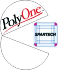 PolyOne bought Spartech, and now they are changing the names of all of Spartech's plnats to PolyOne...something.