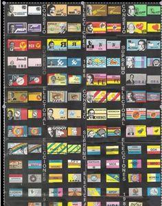 Tarjetón Electoral 1988 Venezuela - Cuando era Chamo - Recuerdos de Venezuela