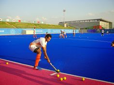 Gaining momentum during the ongoing practice sessions for the upcoming Asian Games 2014 at Incheon, South Korea, the Indian Men Hockey team is high spirited and self-motivated to seal the tournament with flying colours.