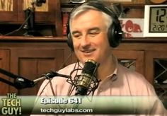 I know it sounds weird, but Leo Laporte is one of the most genuinely nice and respectful men out there, and I find him fun and funny!