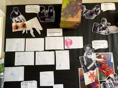 Nursery Nook: Creative displays