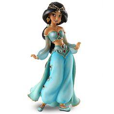 Jasmine Couture de Force Figurine $64.95, Resin 8'' H x 3 1/2'' W x 4 1/8'' L