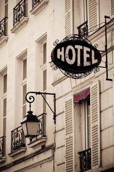 Un petit hôtel de Paname