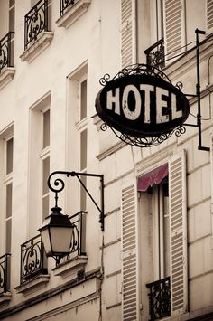 Paris Photography  Street Scene Paris decor Hotel by ParisPlus, $30.00