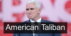 """Mike Pence, Trump's VP pick, is an anti-science, anti-women, anti-LGBT, religious extremist. >>> Maybe """"extremist"""" is a little extreme (or not), but he most certainly is far, far, far to the right."""