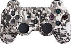 White Urban Custom PS3 Controller Brand New PlayStation 3 Controller | eBay
