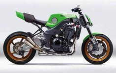 Kawasaki Z1000 Classic