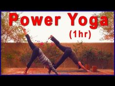 Power Yoga Flow with Michelle Goldstein (1 Hour) http://www.heartalchemyyoga.com/power-yoga-flow-video-1-hour/ This power yoga workout is an excellent full body workout with an emphasis on twists shoulder openers and backbends working into locust pose (shalabasana) bow pose (danurasana) and wheel (urdvha danurasana). This thorough well rounded practice also includes plenty of vinyasa and standing poses to keep your heart moving and body working. Led by renowned Los Angeles Yoga teacher…