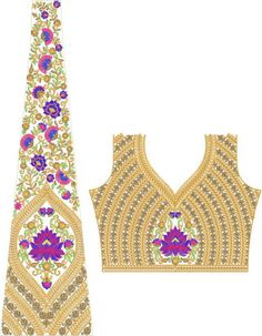 Latest Anarkali Suit designs / Anarkali Dress / readymade Download Embroidery Design From EMBCART Mobile application Diy Embroidery Kit, Gold Embroidery, Embroidery Fashion, Machine Embroidery Designs, Embroidery Patterns, Dress Neck Designs, Blouse Designs, Latest Anarkali Suits, Laser Cut Panels
