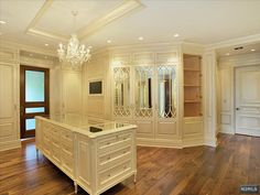 """This """"closet"""" is larger than my living room. You could fit two of my bedrooms in here, easily. Possibly my bathroom as well."""