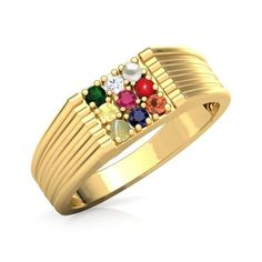 Buy Designer & Fashionable Simple Ring For Men. We have a wide range of traditional, modern and handmade Bands Mens Rings Online Casual Rings, Stylish Rings, Rings Cool, Mens Ring Designs, Gold Ring Designs, Gents Gold Ring, Stone Rings For Men, Gold Ring Images, Mens Rings Online