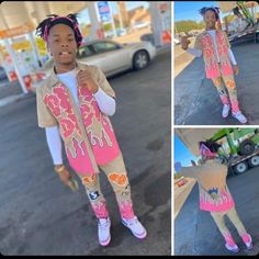 Swag Outfits For Girls, Cute Swag Outfits, Dressy Outfits, Girl Outfits, Fashion Outfits, Diy Clothes And Shoes, Custom Clothes, Birthday Outfit For Teens, Hype Clothing