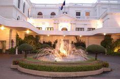 #VisitSriLanka #lka #SriLanka The entrance to the Mount Lavinia hotel, Sri Lanka
