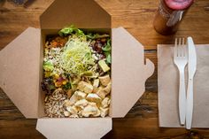 Evolution Food Toronto | Wholesome ready-to-eat meals come to Market Street