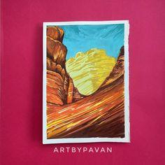 St G, Insta Posts, Gouache, Painting, Instagram, Art, Idea Paint, Art Background, Painting Art