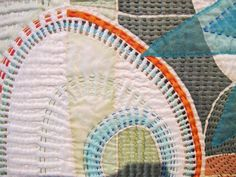 Art and Quilts, cogitations thereon: Report from Quilt National '13