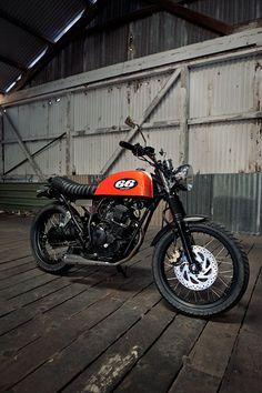 Piston Brew: 66 Motorcycles, la costa oeste Aussie despierta
