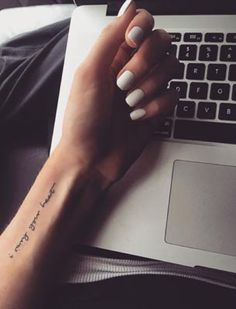 Small Girly Pinterest Tattoos …