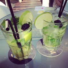 Infused fruit drinks