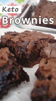 """""""Get your chocolate fix with these yummy low-carb keto brownies."""" Keto Brownies – You must try this recipe. """"Get your chocolate fix with these yummy low-carb keto brownies."""" Keto Brownies – You must try this recipe. Baby Food Recipes, Mexican Food Recipes, Baking Recipes, Snack Recipes, Dessert Recipes, Breakfast Recipes, Keto Snacks, Easy Keto Dessert, Breakfast Ideas"""