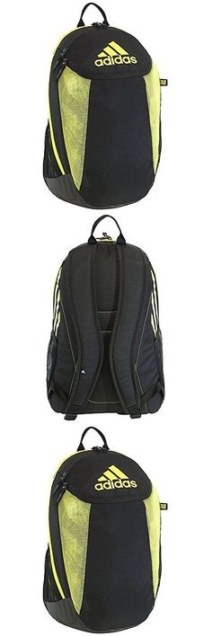 Other Soccer Clothing and Accs 159179: Adidas Condivo Team Backpack Black/Semi Solar Yellow One Size Soccer Ball Bag BUY IT NOW ONLY: $47.27