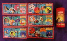 Vintage Nestle Disney's 'Pocahontas' pogs / Tazos Nestle de 'Pocahontas' (Disney) | Flickr - Photo Sharing! Pocahontas Disney, Inner Child, Children, Painting, Vintage, Art, Young Children, Art Background, Boys