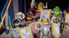 Lego Nexo Knights: Season Two (DVD) Review
