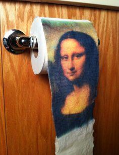 printing on toilet paper?!